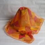šátek podzim barev
